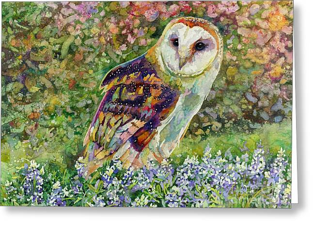 Spring Attraction Greeting Card