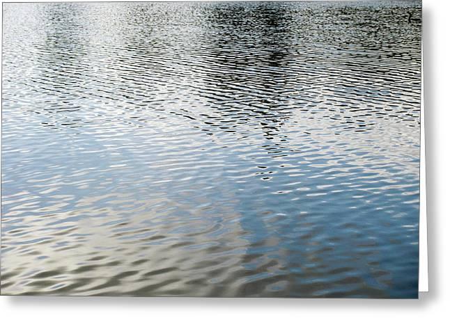 Spring Lake_3931_12 Greeting Card