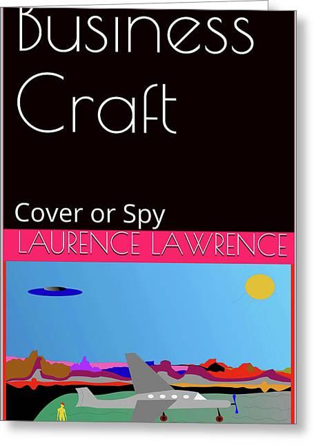Spy 04 Greeting Card