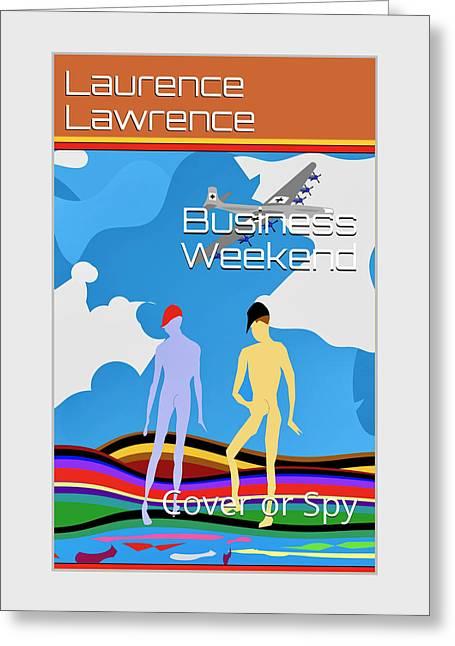 Spy 07 Greeting Card