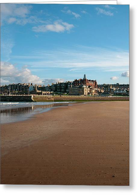 St Andrews, Fife Greeting Card