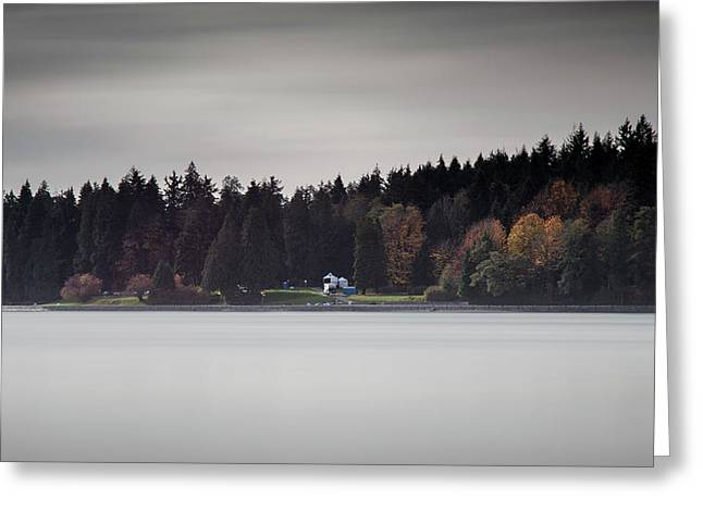 Stanley Park Vancouver Greeting Card