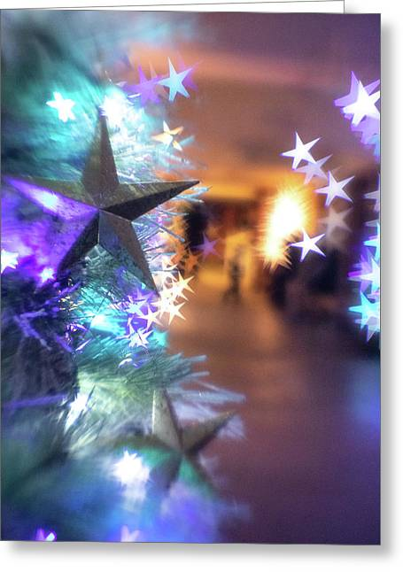 Stary Night 1 Greeting Card