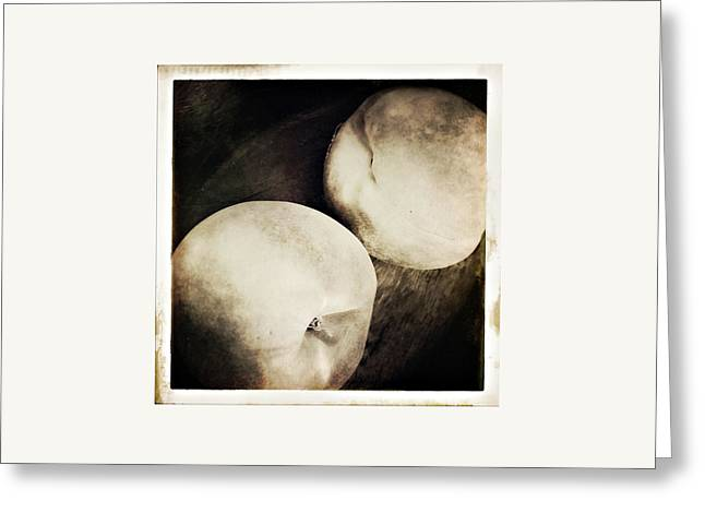Greeting Card featuring the photograph Stillnight by Catherine Sobredo