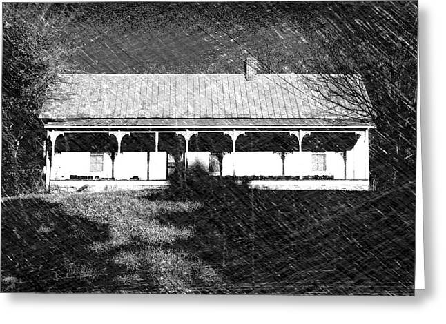 Stonecypher House Greeting Card