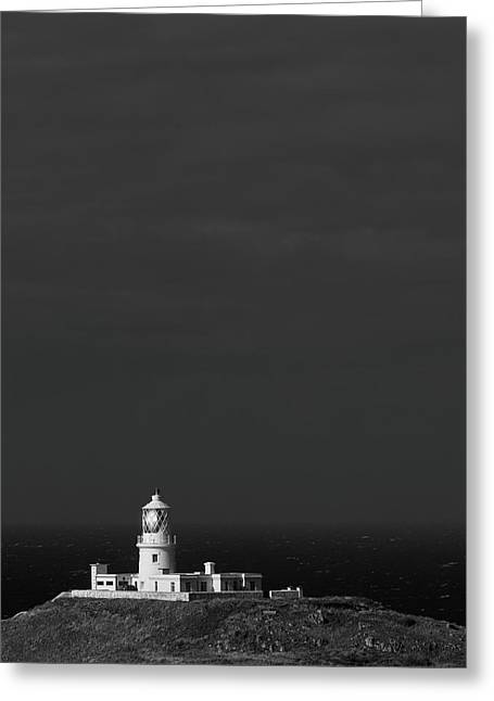 Strumble Head Lighthouse Greeting Card