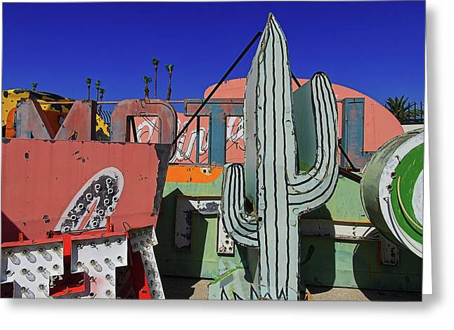 Greeting Card featuring the photograph Succulent  by Skip Hunt
