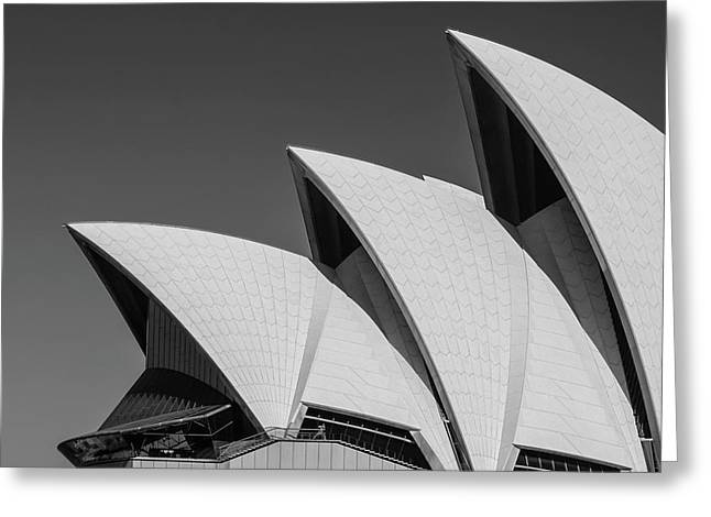 Sydney_opera Greeting Card
