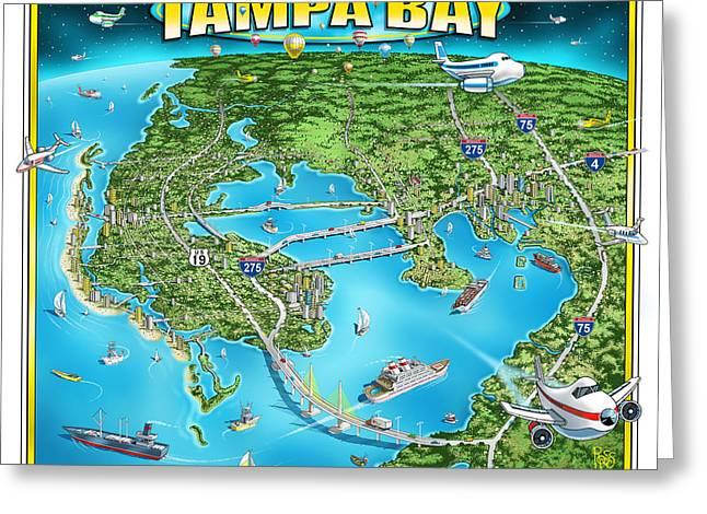 Tampa Bsy 2019 Greeting Card