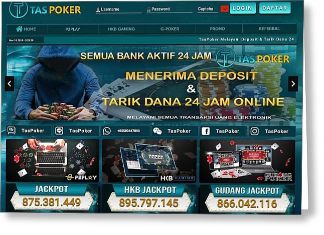 Taspoker Situs Poker Online Bri 24jam Stationery