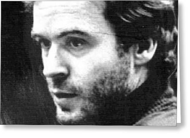 Ted Bundy Court Greeting Card