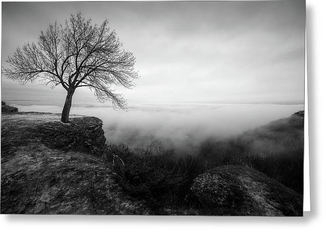 Thacher Scenic Overlook Greeting Card