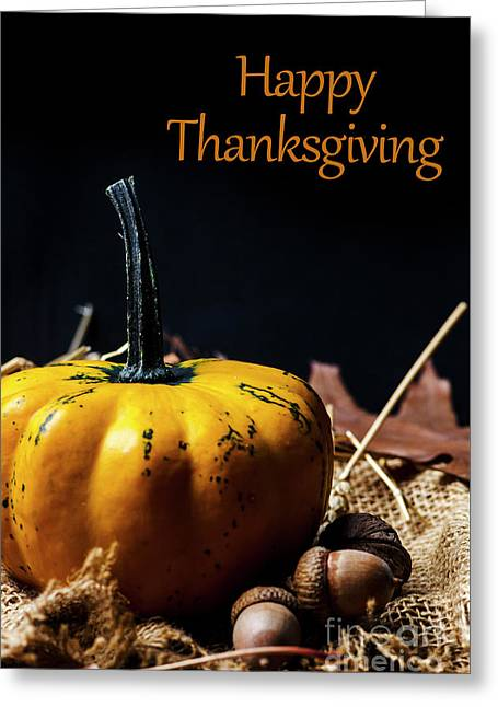 Thanksgiving Dinner Invitation Card. Greeting Card