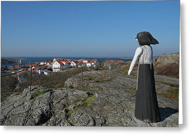 The Fisherman's Wife Greeting Card