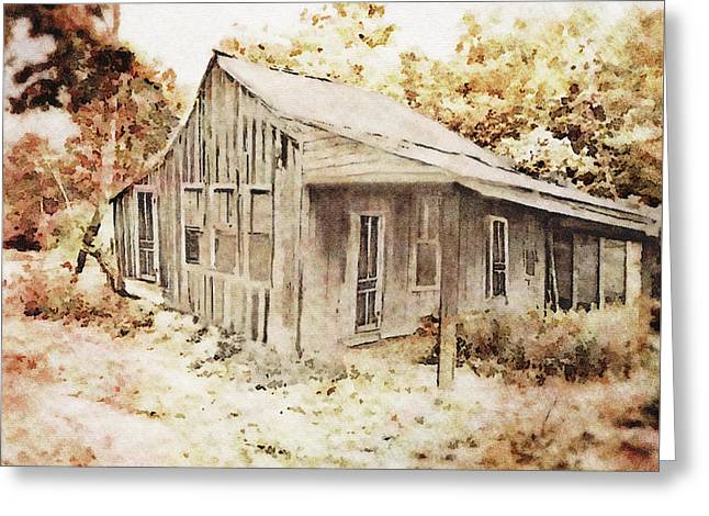 The Home Place Greeting Card