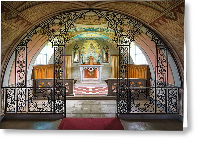 The Italian Chapel I Greeting Card