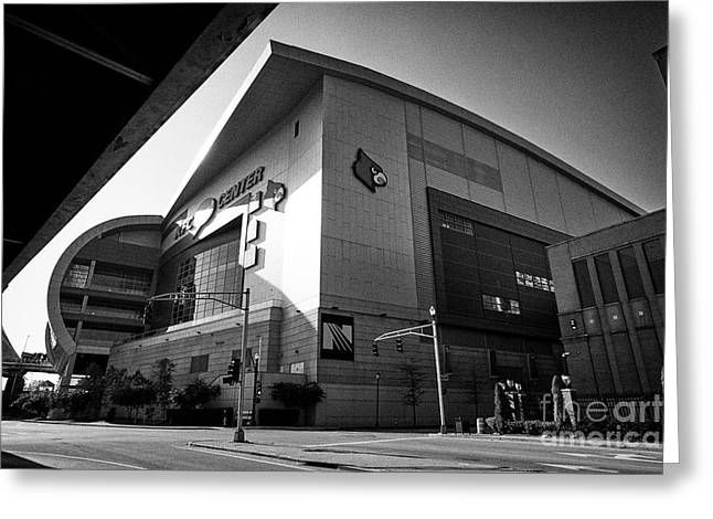 The Kfc Yum Center Louisville Kentucky Usa