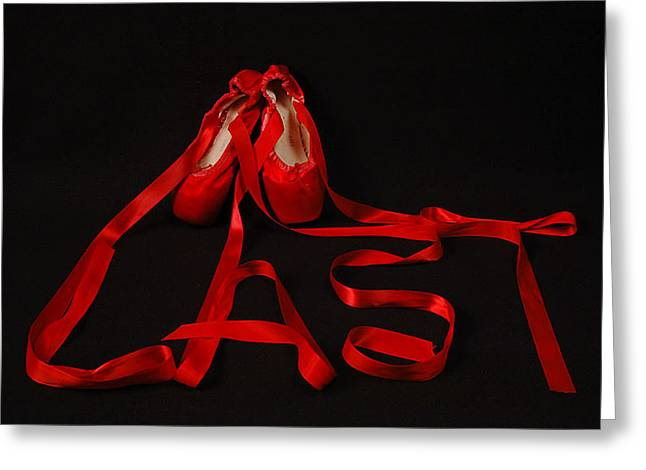 The Last Dance Greeting Card