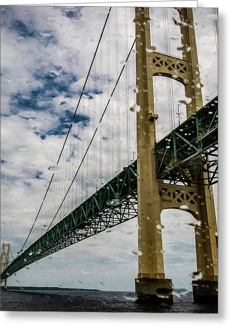 The Mighty Mac Greeting Card