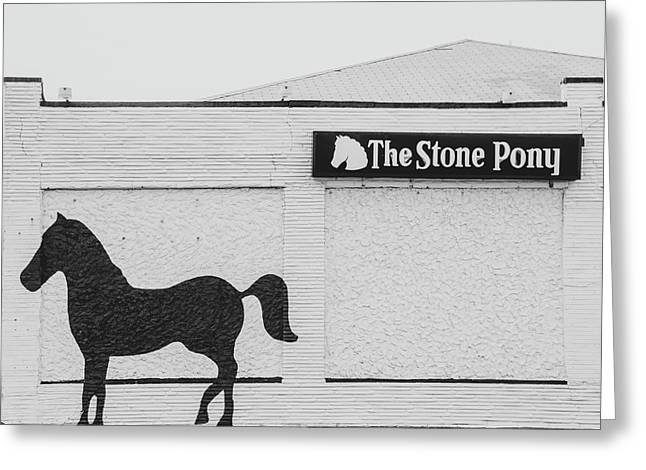 The Stone Pony - Asbury Park Greeting Card