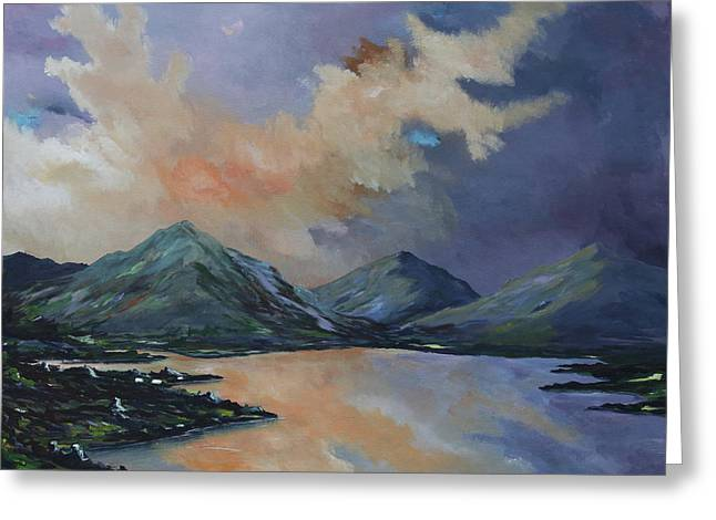 Tranquility In Killarney  Kerry Greeting Card