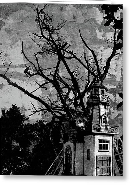 Treehouse I Greeting Card