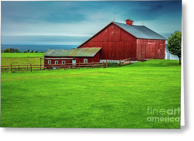 Tug Hill Farm Greeting Card
