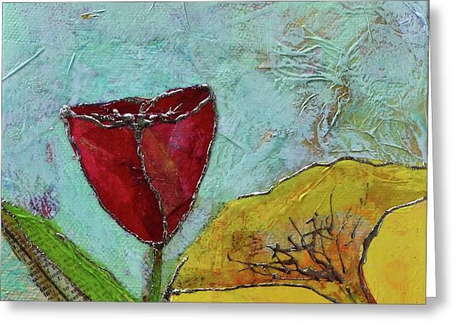Tulip Festival V Greeting Card