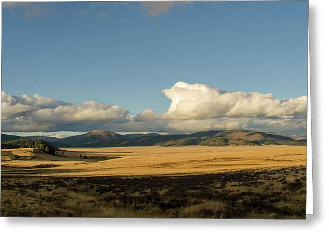 Valles Caldera National Preserve II Greeting Card