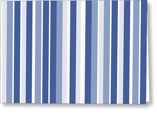 Vertical Lines Background - Dde605 Greeting Card