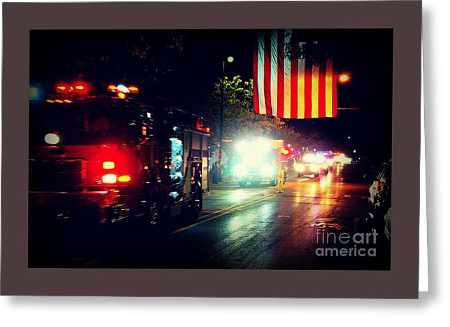 We Remember 9/11 Greeting Card