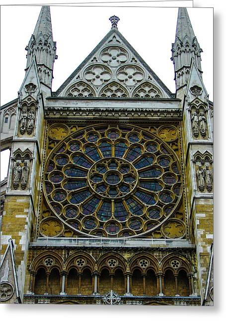 Westminster Abbey 2 Greeting Card