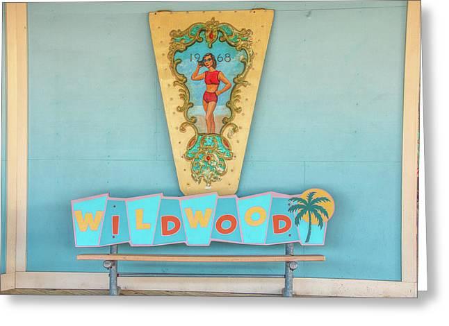 Wildwood Days Greeting Card
