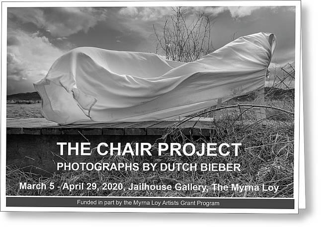 Wind / The Chair Project Greeting Card