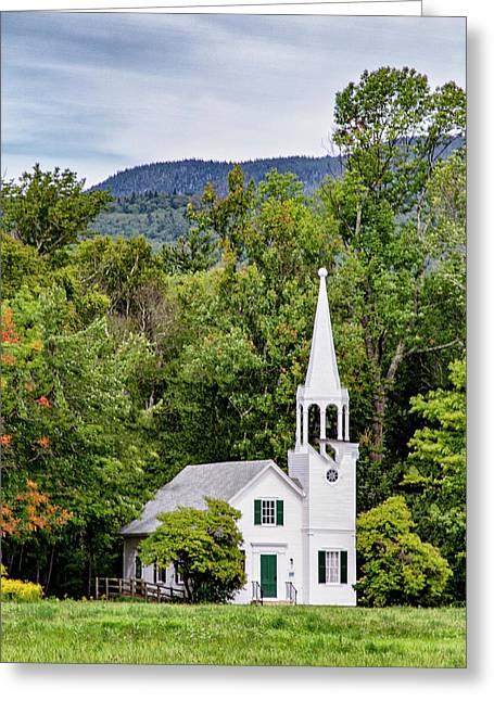 Wonalancet Union Chapel Greeting Card
