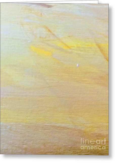 Yellow #2 Greeting Card