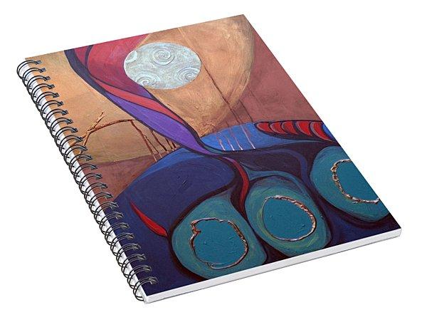 Hadlakat Hanerot Spiral Notebook