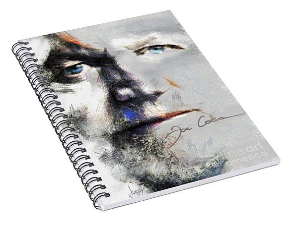 Joe Cocker - Hymn For My Soul     Spiral Notebook