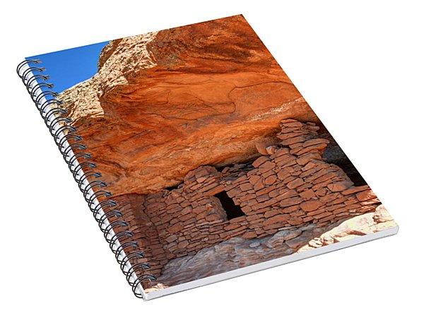 Anasazi Citadel Ruin - Cedar Mesa Spiral Notebook