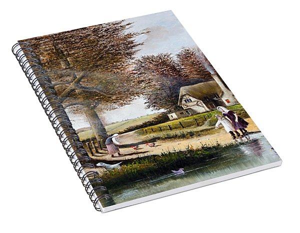 Animal Farm Spiral Notebook