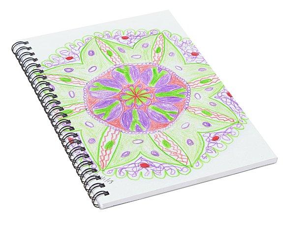 1 Spiral Notebook