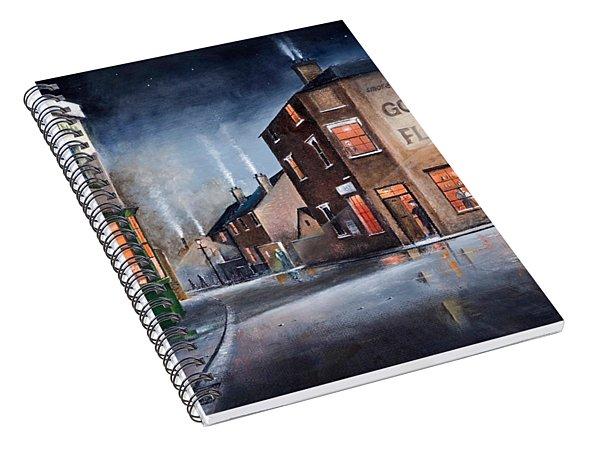Black Country Village Centre Spiral Notebook