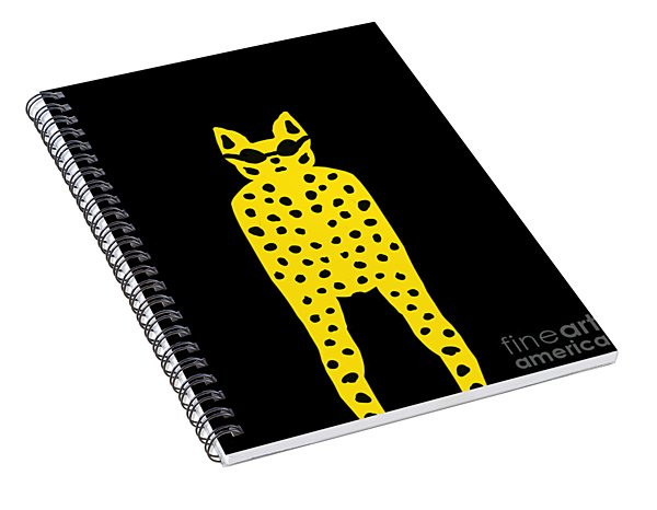 Simply Cool For Cats  Spiral Notebook