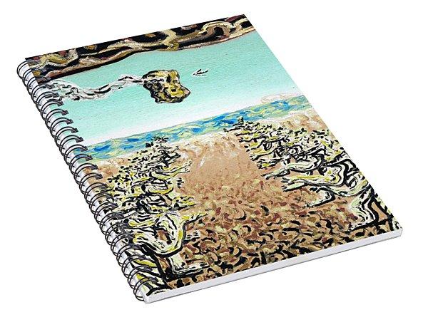 Cult Erie Spiral Notebook