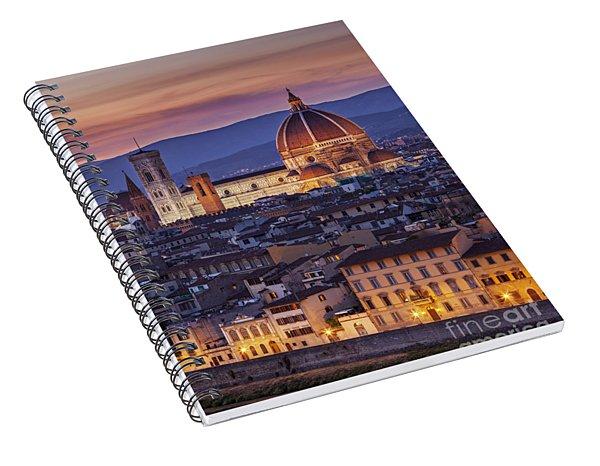 Florence Duomo Spiral Notebook