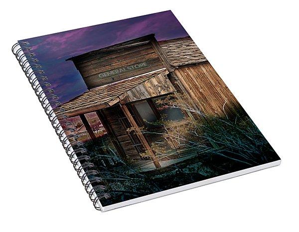 General Store Spiral Notebook