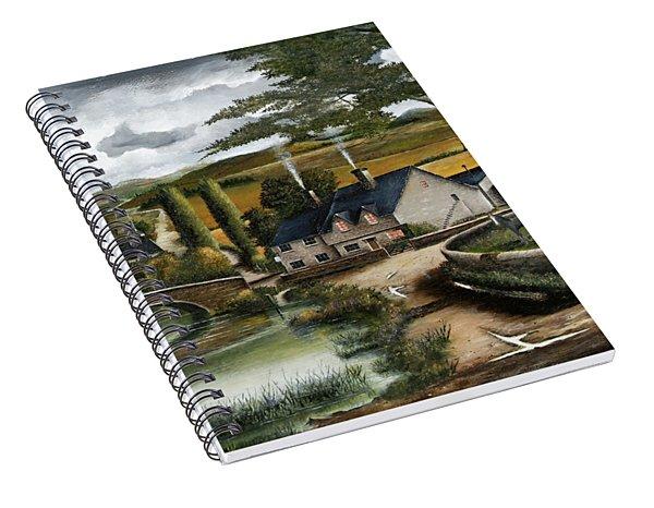Home Farm Spiral Notebook