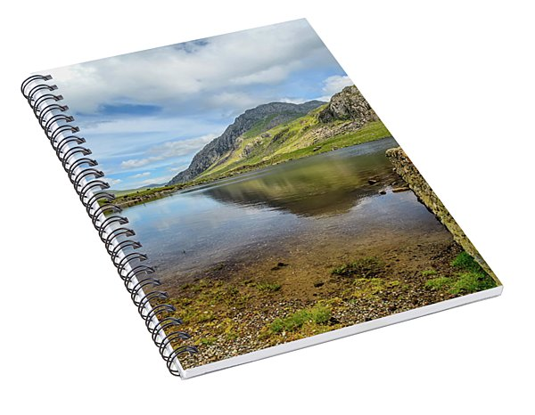 Idwal Lake Snowdonia Spiral Notebook