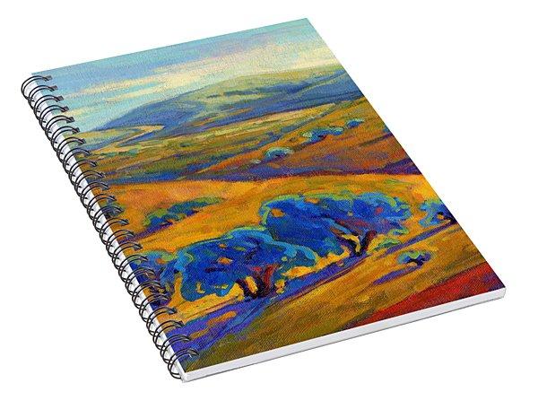 Rolling Hills 1 Spiral Notebook