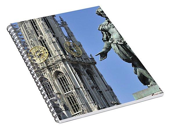 110801p238 Spiral Notebook